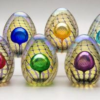Faceted Egg PW8