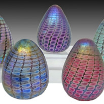Surface Reptilian Egg PW Group GRADIENT x8