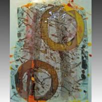 Painting 34 x8