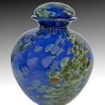 Cased Blue Round 1 W200