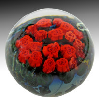 Mini Rose Paperweight web
