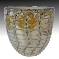 Ivory Gold Bowl 33