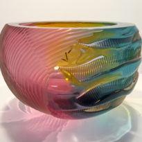 Large Texture Bowl 4