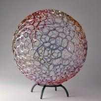 Rainbow Mottle Sphere