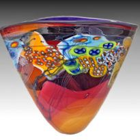 Colorfield Vase 5