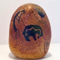 Petroglyph rock 4