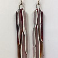 Fused Glass Earrings 7
