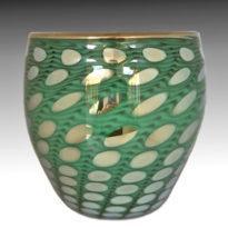 Jade Reptilian Bowl