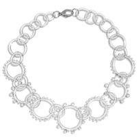 Statement Wheel Necklace