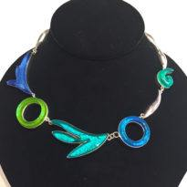 Azure Necklace