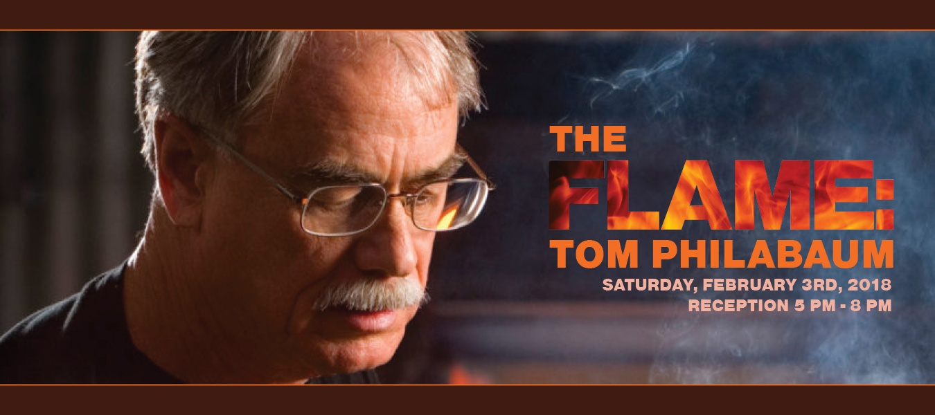 The Flame - Tom Philabaum